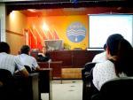 水务集团组织员工开展道德教育活动